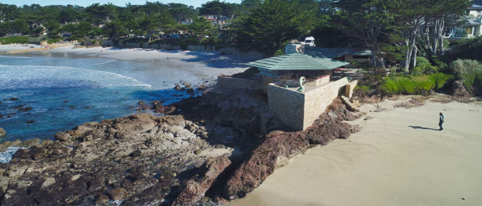 Frank Lloyd Wright House in Carmel