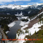 Mammoth Lake road