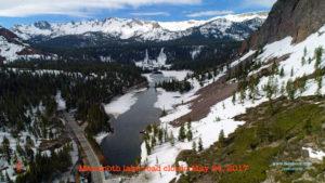 Mammoth Lake road
